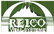 REICO – karma, diety, żywienie psy koty Logo